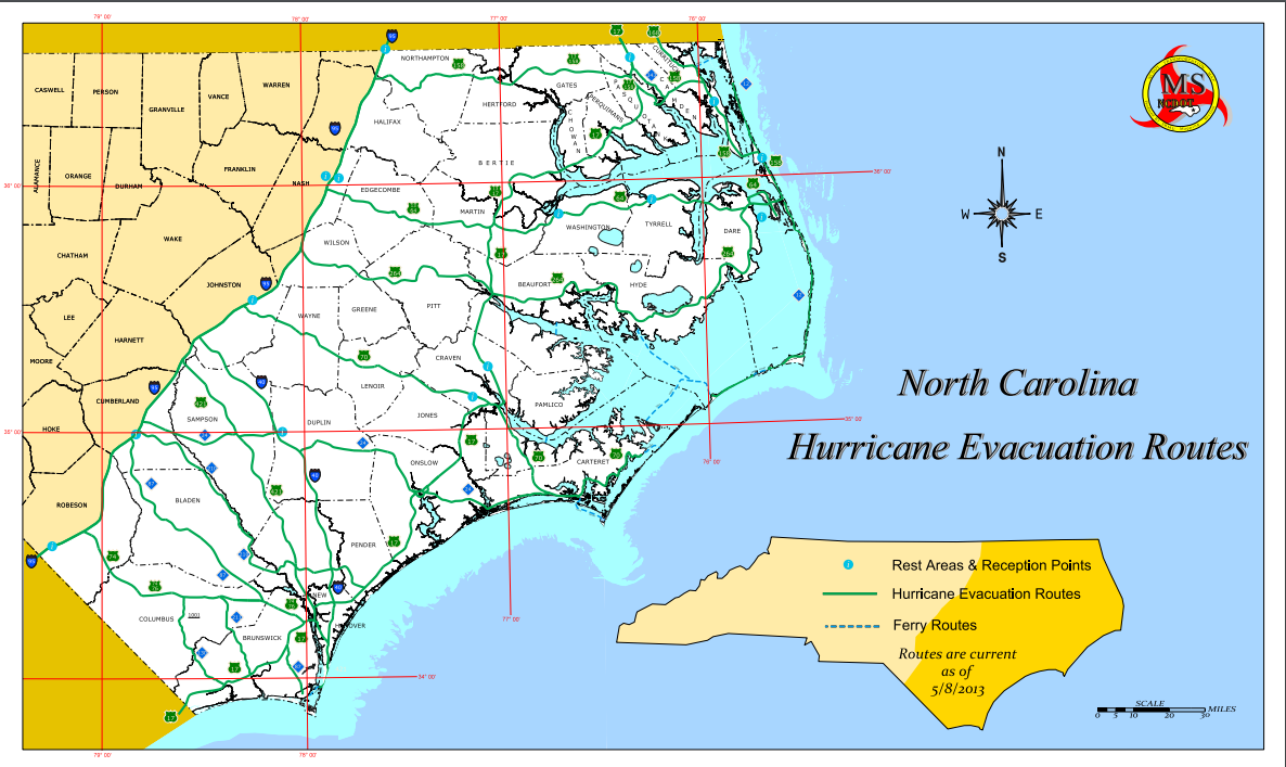 Here S What You Should Know As Nc Sc Prepare For Irma Wfae