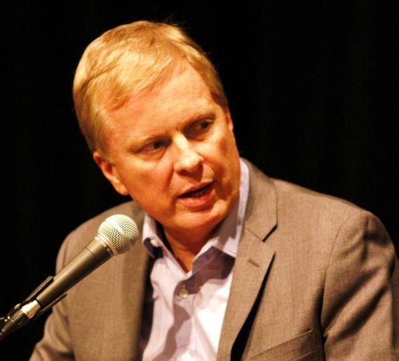 NPR's 'On Point' Radio Host Tom Ashbrook Fired