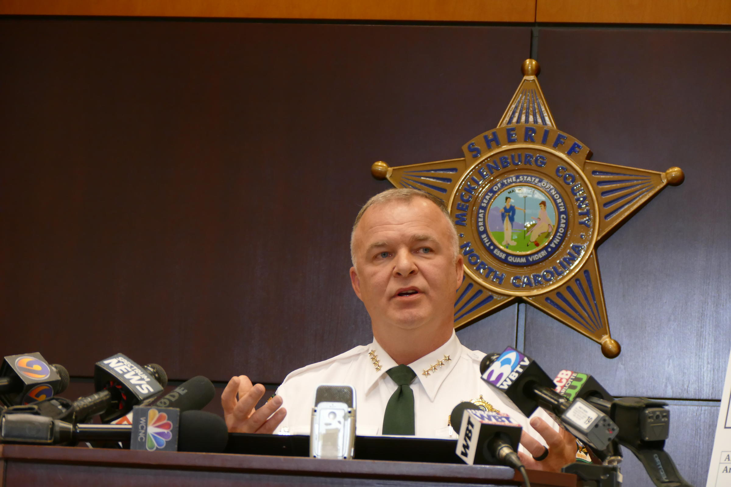 Meck County Sheriff Defends Program To Screen, Detain ...