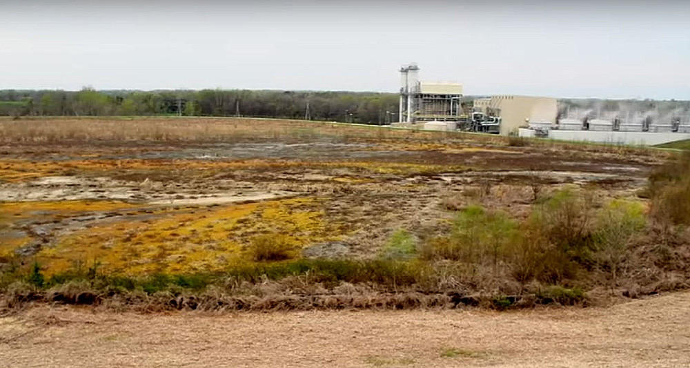 Duke seeks permit to process and reuse coal ash from