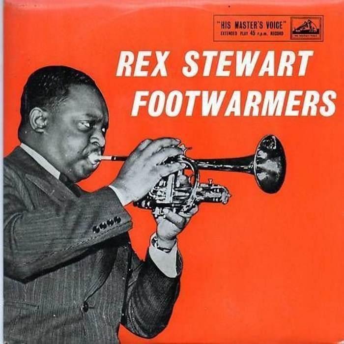 Rex Stewart Footwarmers