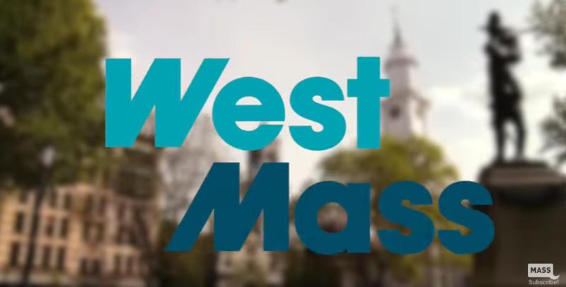 A screenshot from the West Mass branding video.