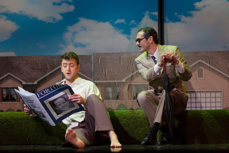 Boston Lyric Opera's new production of Stravinsky's THE RAKES PROGRESS