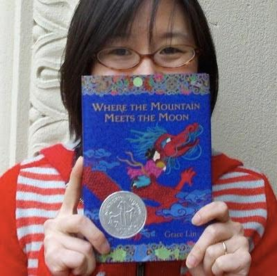 Author Grace Lin.