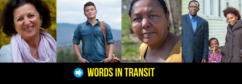 Words in Transit