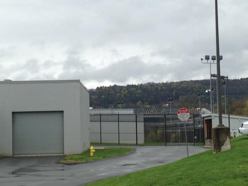 The Franklin County House of Correction in Greenfield, Mass.