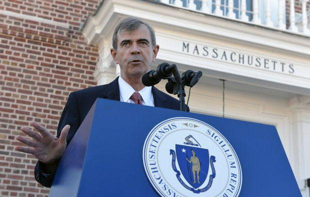 Bill Galvin is the Massachusetts secretary of state.