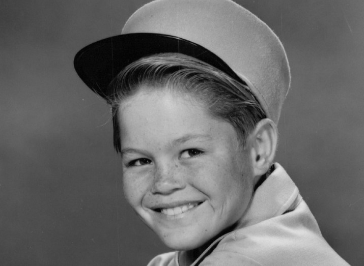 TV character Circus Boy as played by Micky Dolenz.
