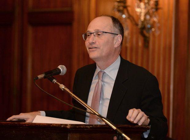 Appeals Court Chief Justice Scott Kafker.
