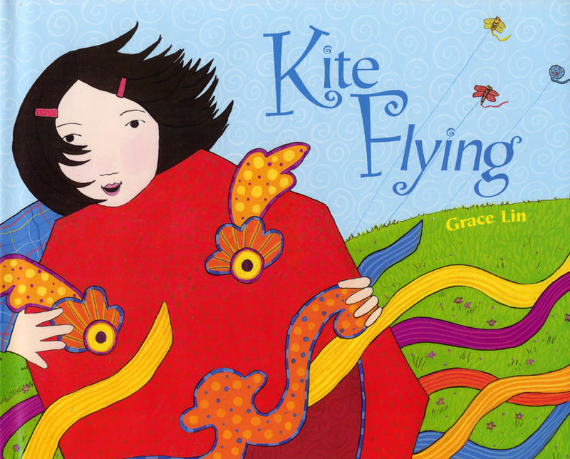 """Kite Fying"" is a 2002 release from Grace Lin."