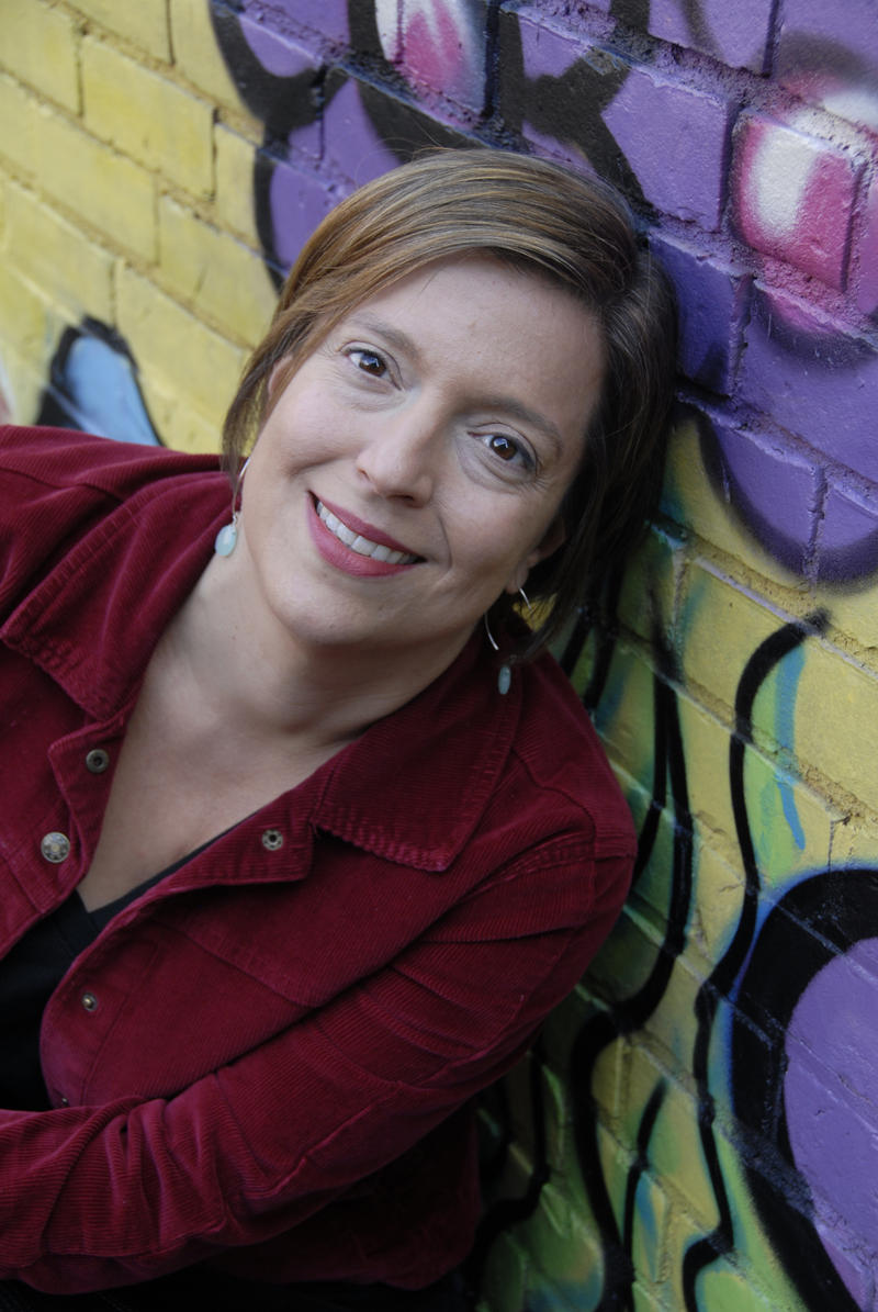 Northampton, Mass., author Lisa Papademetriou.