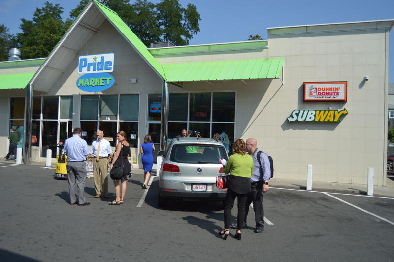 Pride Station and Store in Chicopee, Mass. sold a $758.7 million Powerball ticket