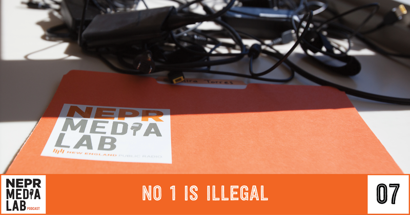 No 1 is Illegal - Media Lab Podcast