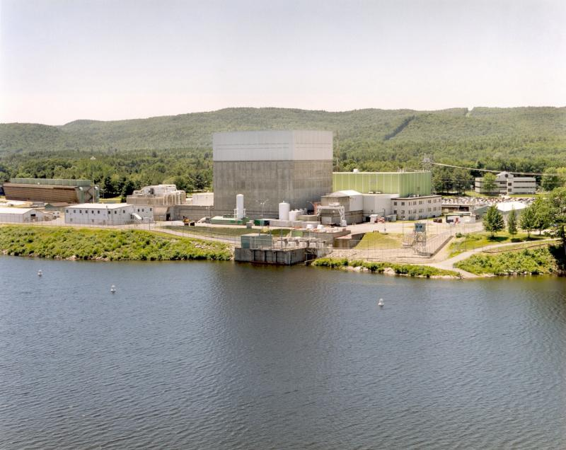 Vermont Yankee Nuclear Power Plant in Vernon, Vt., stopped operations in December 2014.