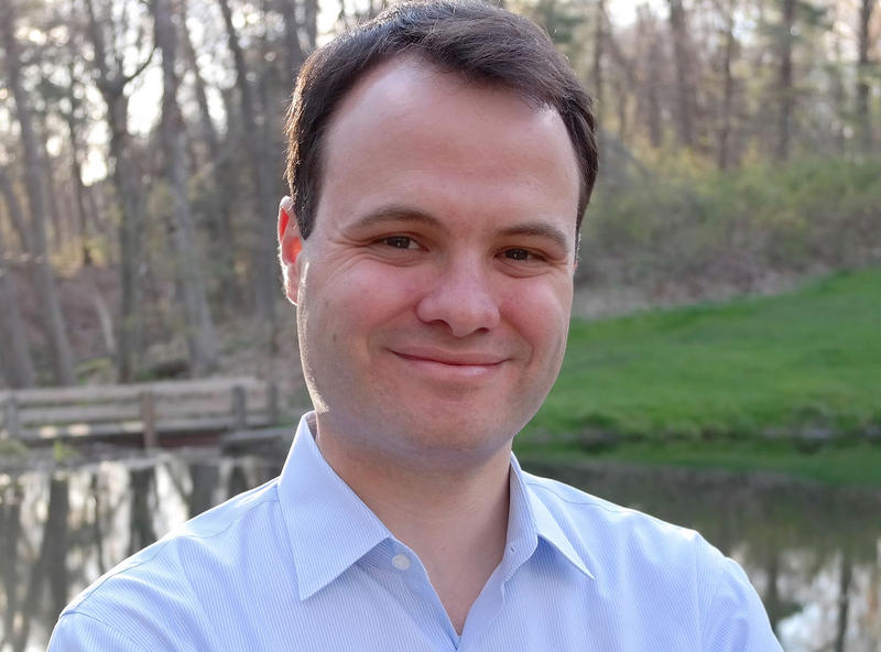State Sen. Eric Lesser, from Longmeadow, Mass.