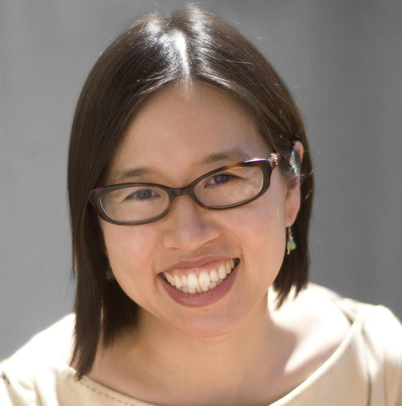 Author and illustrator Grace Lin.