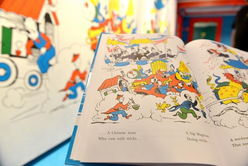 The Dr. Seuss book