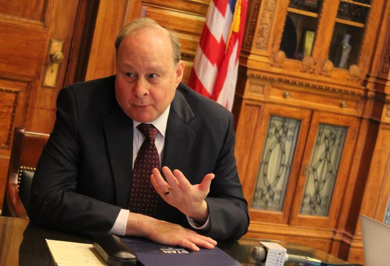 State Sen. Stanley Rosenberg of Amherst, Massachusetts.