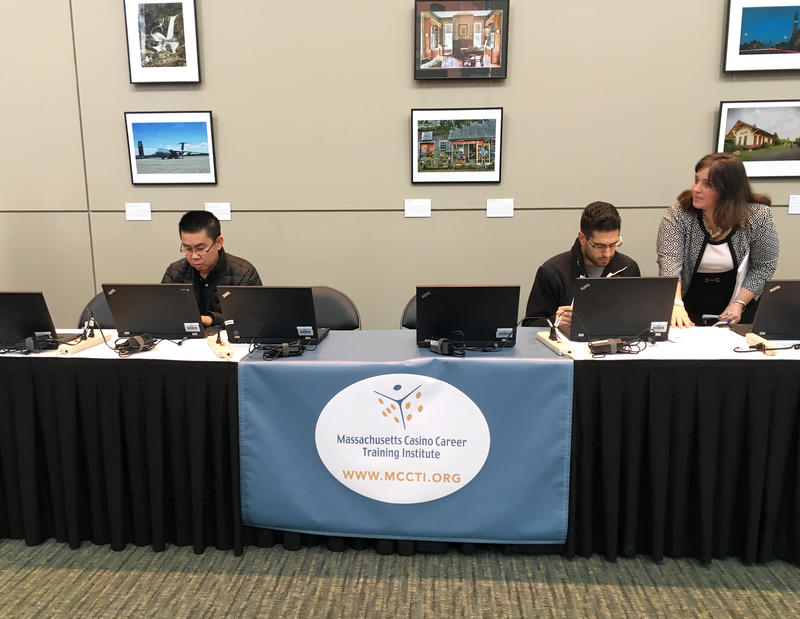 The Massachusetts Casino Career Training Institute will offer classes to people interested in becoming table game dealers at the MGM Springfield resort casino opening in September 2018.