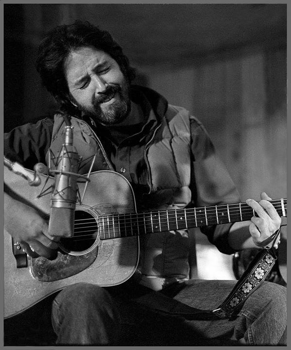 Paul Butterfield in Woodstock, 1976