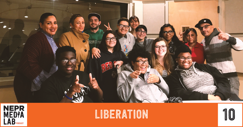 Media Lab Podcast 10 Liberation