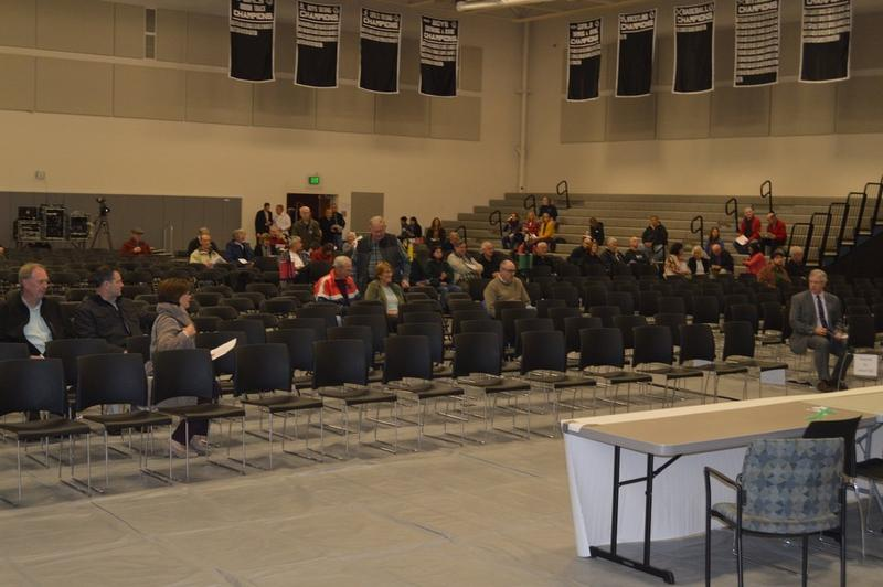 Town of Longmeadow held a special town meeting on Nov. 7, 2017, at which the sale of recreational marijuana was banned.