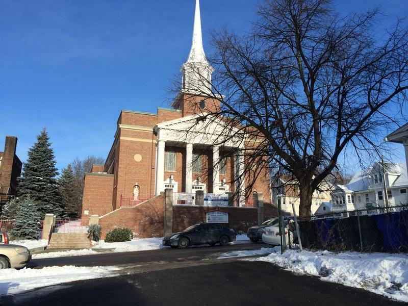 Our Lady of the Rosary Church in Springfield, Massachusetts, is closing in January 2018.