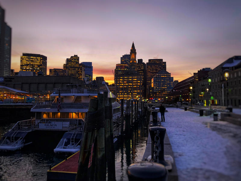Boston, Massachusetts.