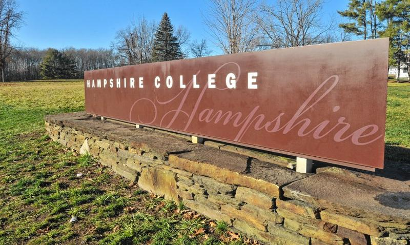 Admissions staff at several New England colleges, including Hampshire College in Amherst, Massachusetts, say they will not penalize high school students punished for participating in walkout demonstrations.