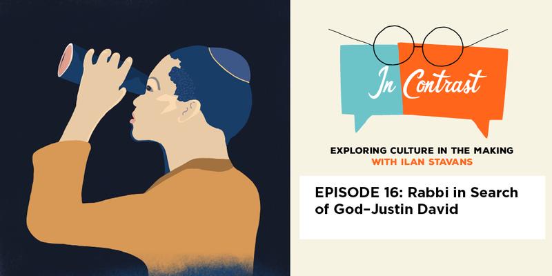 In Contrast Rabbi in Search of God - Justin David