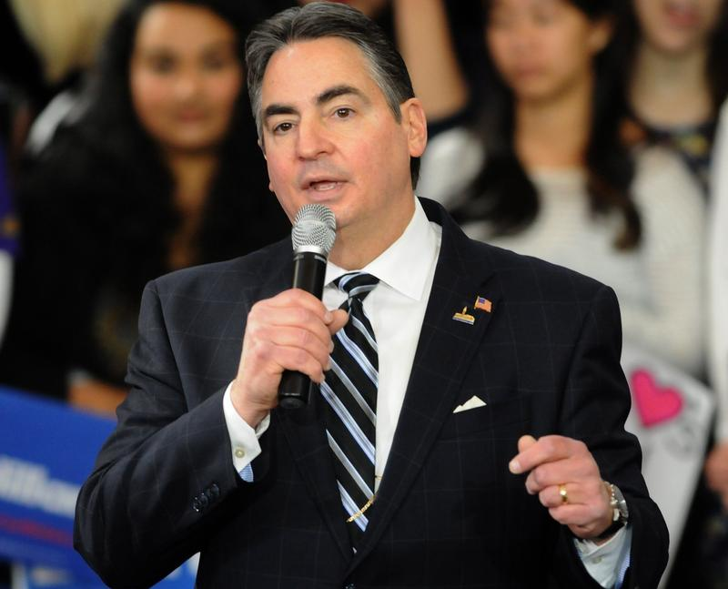 Springfield Mayor Domenic Sarno.