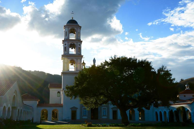 Thomas Aquinas College in Santa Paula California.