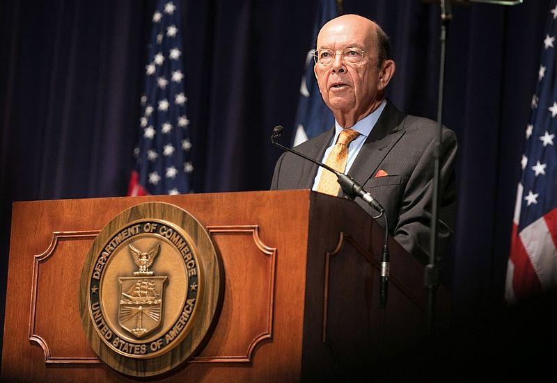 U.S. Commerce Secretary Wilbur Ross on March 1, 2017.