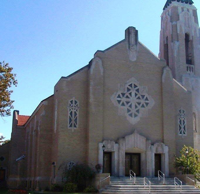 St. Rose de Lima Roman Catholic Church in Chicopee, Massachusetts.