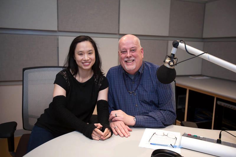 Carolyn Kuan and John Nowacki Presto