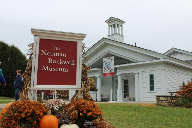 The Norman Rockwell Museum in Stockbridge, Mass.