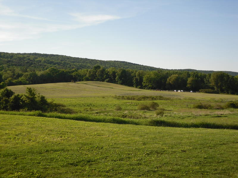 Connecticut land in East Granby.