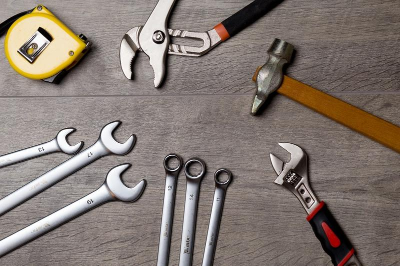 Tools for repair.