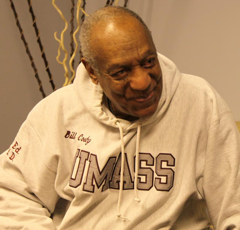 Bill Cosby in 2012.