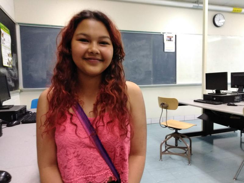 Student Mayrangelique Rojas De Leon talks about what's ahead after graduation from Holyoke High School in June.