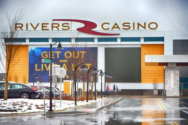 Rivers Casino & Resort in Schenectady, New York.