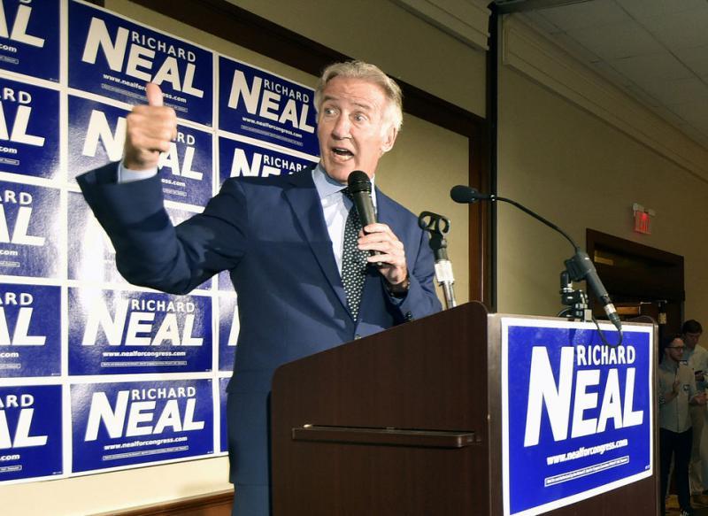 Congressman Richard Neal won a Democratic primary against challenger Tahirah Amatul-Wadud.