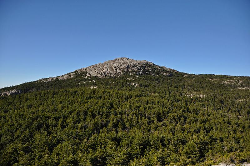 Mt. Monadnock from the southeast.
