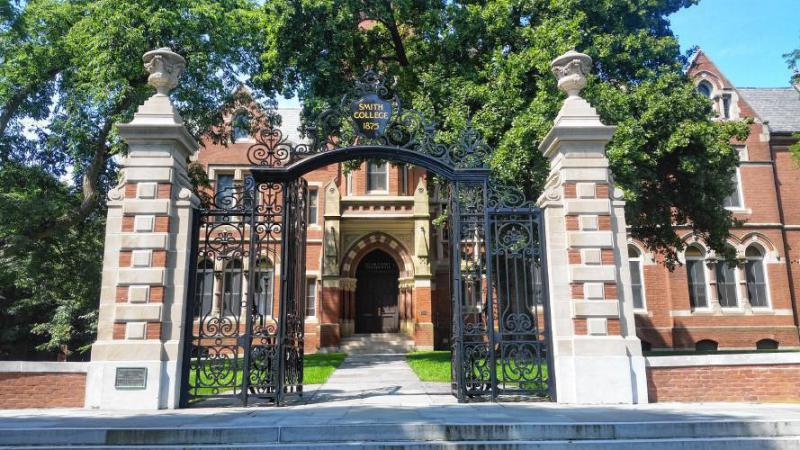 Smith College in Northampton, Massachusetts.
