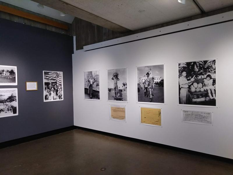 "Pablo Delano's ""The Museum of the Old Colony"" is a sort of mock museum, made up of 20th-century photos and captions from Puerto Rico."