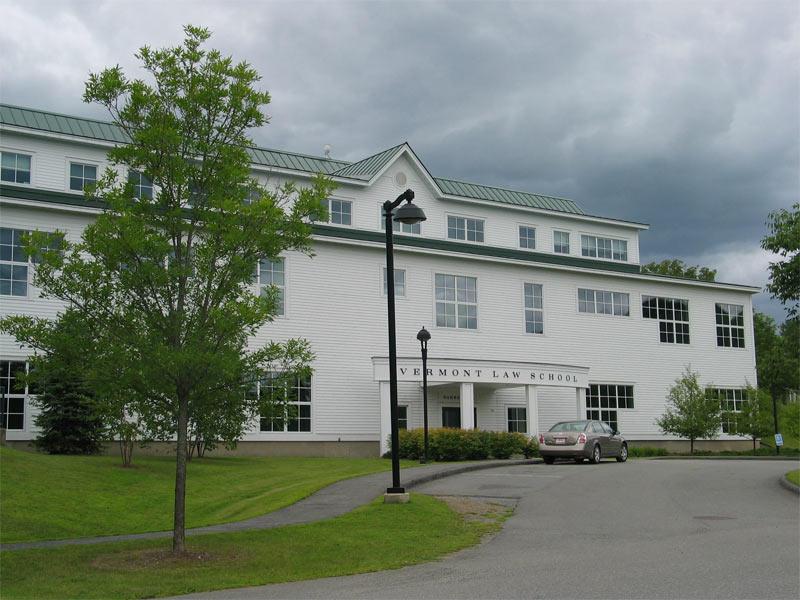 Vermont Law School.