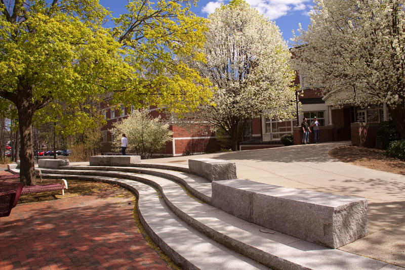 Western New England University in Springfield, Massachusetts. Commentator Robert Chipkin recently noticed that students, staff and faculty there often hold doors open for each other.