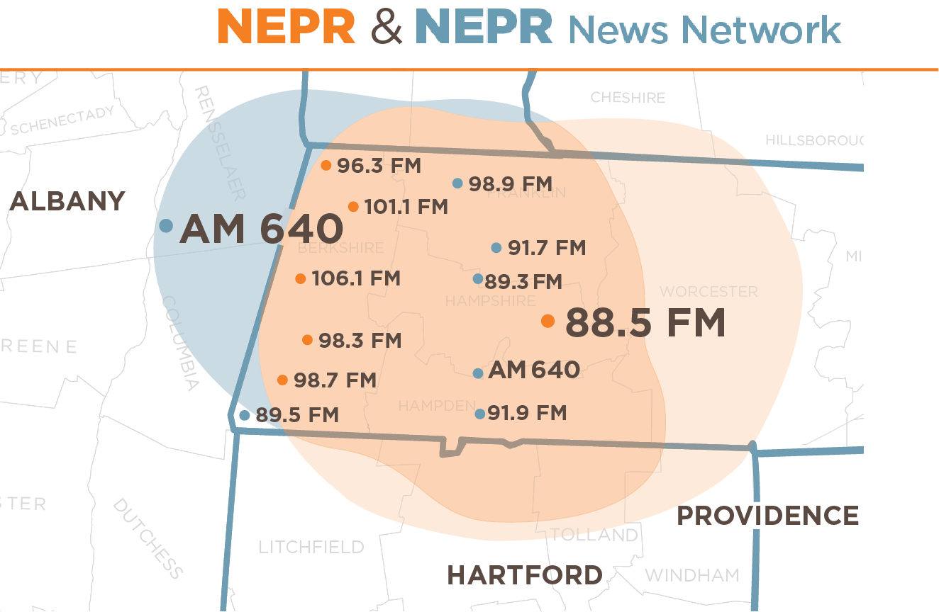 Radio Stations & Coverage Maps   New England Public Radio on pearl harbor map, literature map, west virginia trout stream map, four square map, outbreak map, npr stations map, science map, sonar map, west virginia quiet zone map, call sign map, apollo 13 map, cricket map, old school map, media map, new orleans ward map, language map, south of the border map,