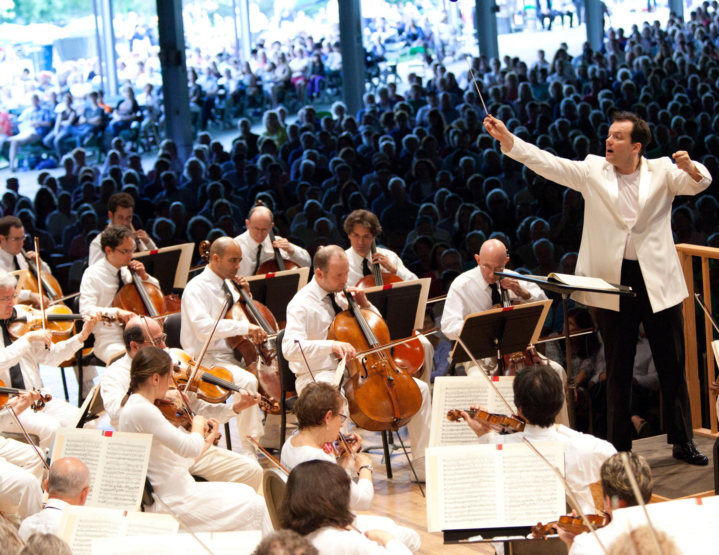 Tanglewood new england public radio for The tanglewood