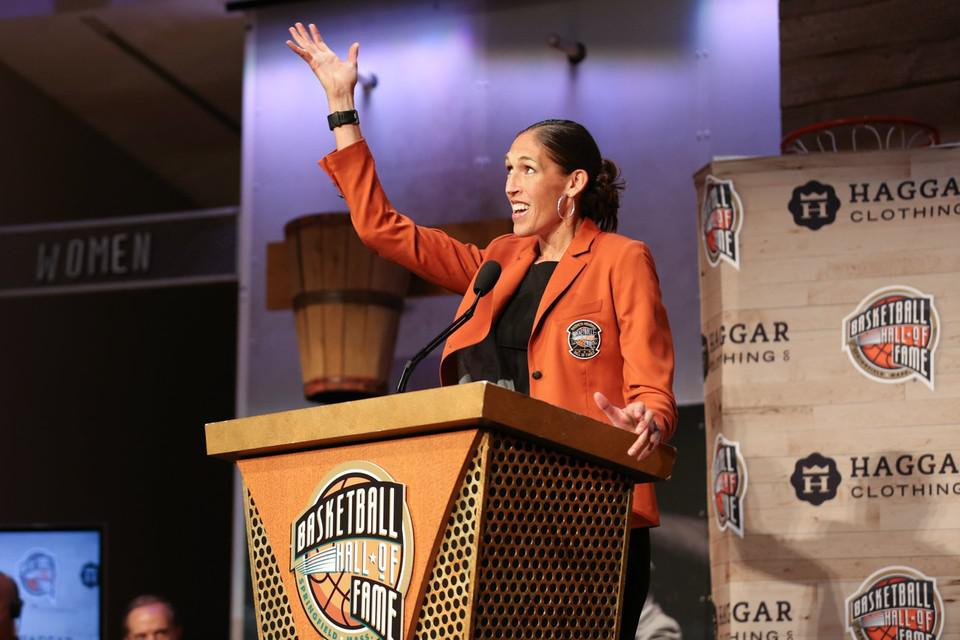 Basketball Hall of Fame enshrinement events underway